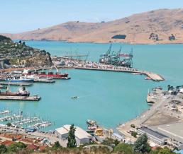 Lyttelton Port Recovery Plan